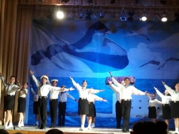 Севастополь аплодирует «Севастополю»