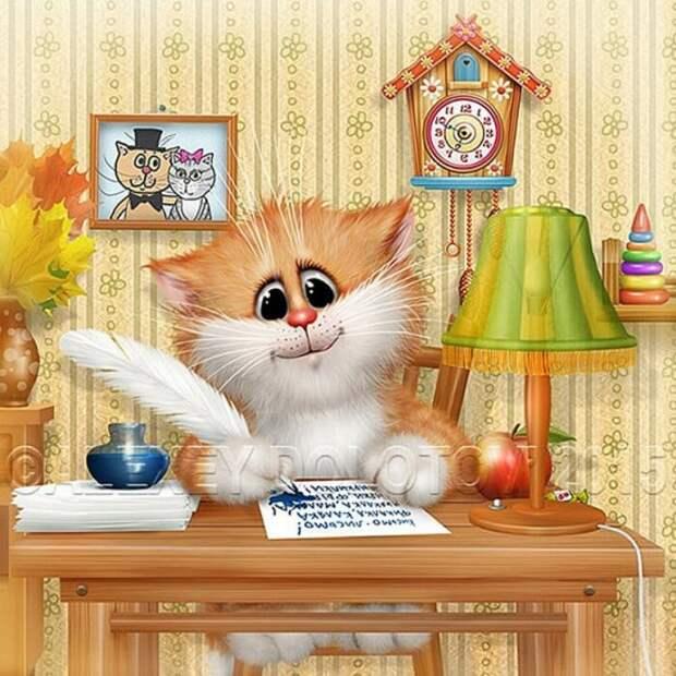 коты Алексея Долотова – 27