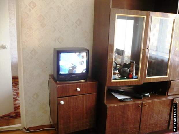 Номер в гостинице