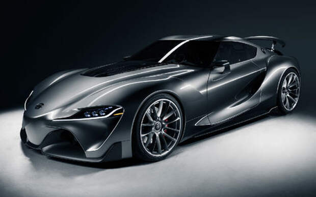 Toyota анонсировала премьеру новой Супры