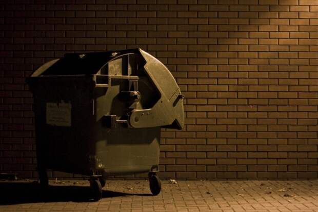 Управа Бегового района решает вопрос об установке мусорного бункера
