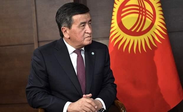 Президент Киргизии считает, что его время прошло, киргизы об этом ему и говорили