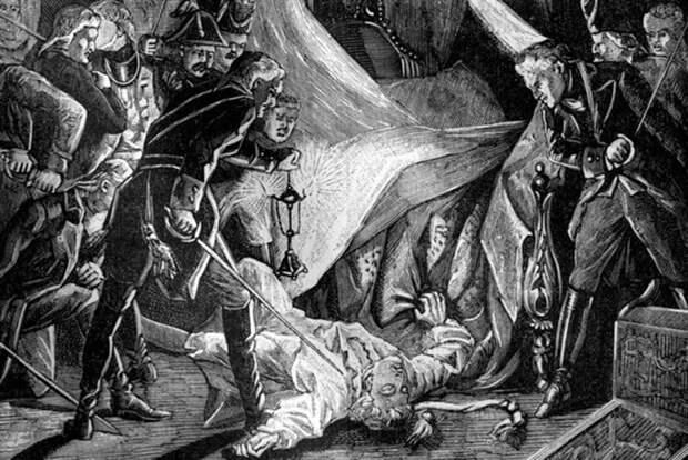 Дуэль Пушкина: исполнители и заказчики, ч.2