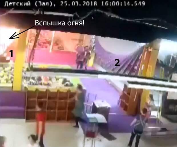 """Мысли россиян на тему """"Холокост в Кемерово""""?"""