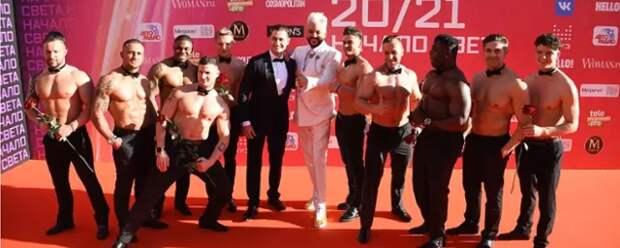 Киркоров и Дава удивили публику на премии Муз-ТВ