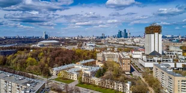 Москва прошла сертификацию по стандарту ISO 37122 в числе первых 10 городов мира – Собянин. Фото: М. Денисов mos.ru
