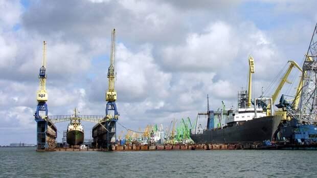 Литовская газета Kauno diena пророчит Прибалтике портовую нищету