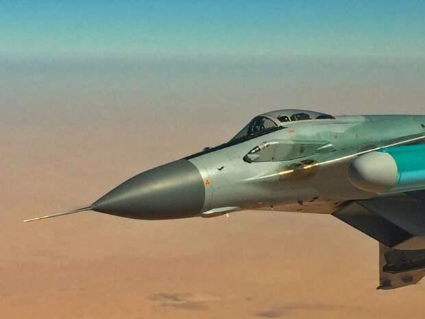 ВВС Болгарии потеряли истребитель МиГ-29