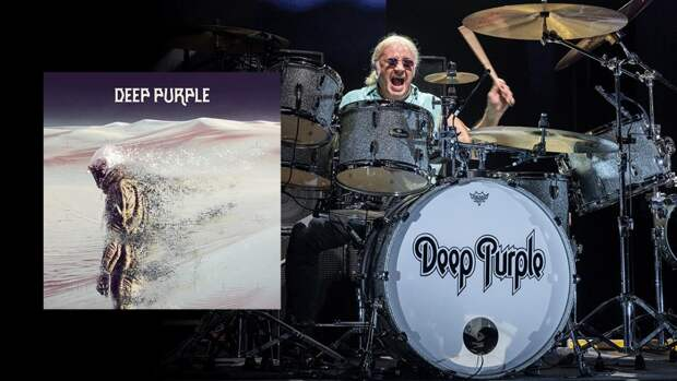 Вышел новый альбом DEEP PURPLE - WHOOSH!