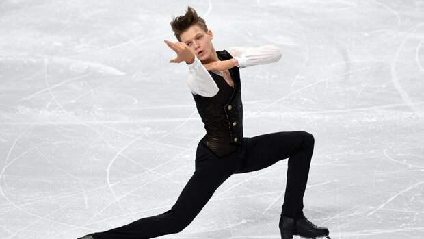 Фигурист Воронов пожелал Семененко попасть на пекинскую Олимпиаду