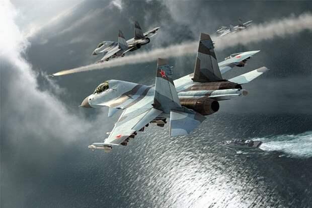 Россия преодолела сопротивление США на мировом рынке вооружений