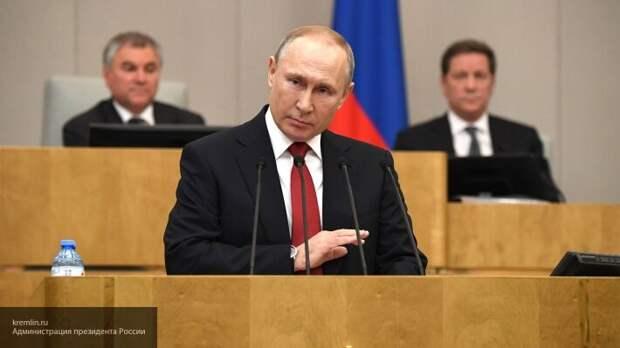 Украинцы на выборах проголосовали за Путина и «Единую Россию»