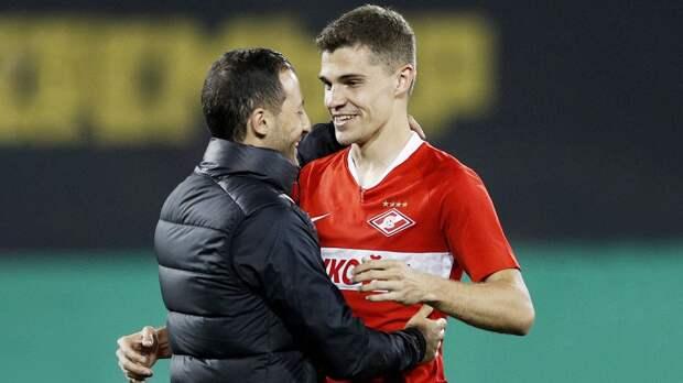 Зобнин: «Я бы пожелал Тедеско остаться в «Спартаке». Доменико отлично общается и с командой, и с персоналом»