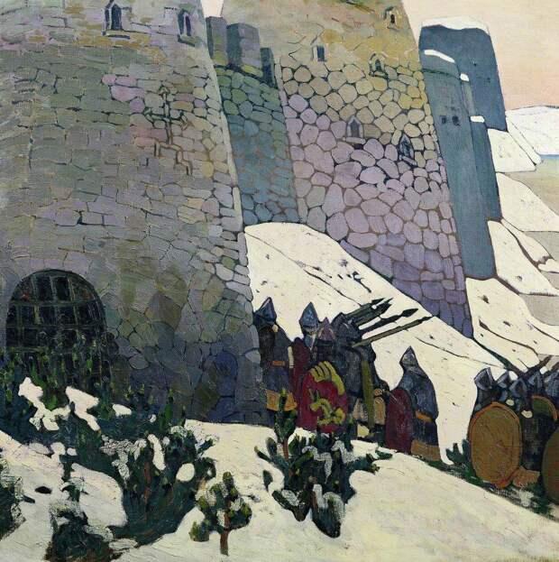 О том, как бургундский рыцарь Жильбер де Ланнуа побывал в Пскове и услышал там о короле Москвы (зима 1413/1414гг.)