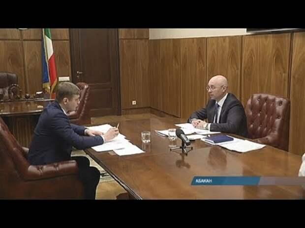 В Хакасии коррупционный скандал: задержан замглавы региона