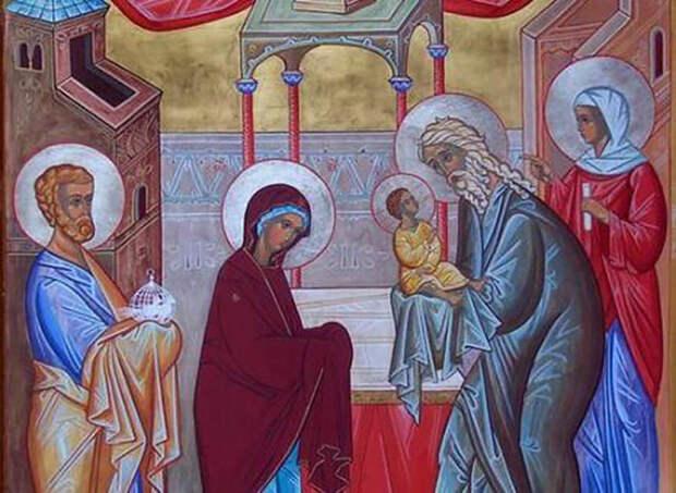 15 февраля — Сретение Господне: что мы знаем о празднике
