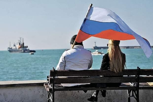 В Киеве побоялись публиковать результаты западного соцопроса в Крыму