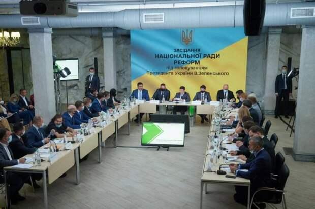 Вашингтон приготовил Зеленскому судьбу Саакашвили