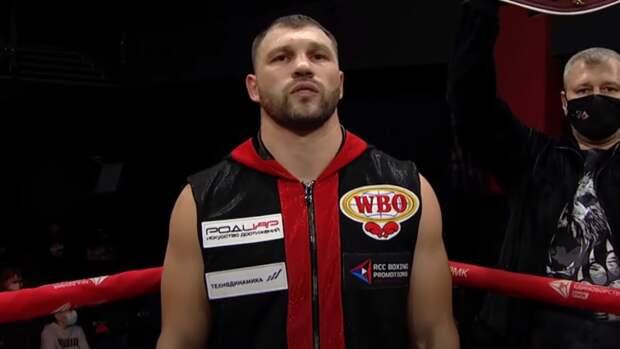 Романов разгромил Кудряшова и стал претендентом на титул чемпиона мира WBC