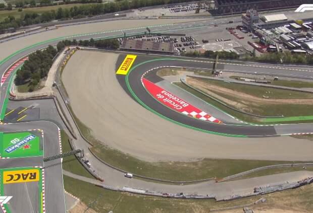 Старт квалификации Гран При Испании отложен на 10 минут