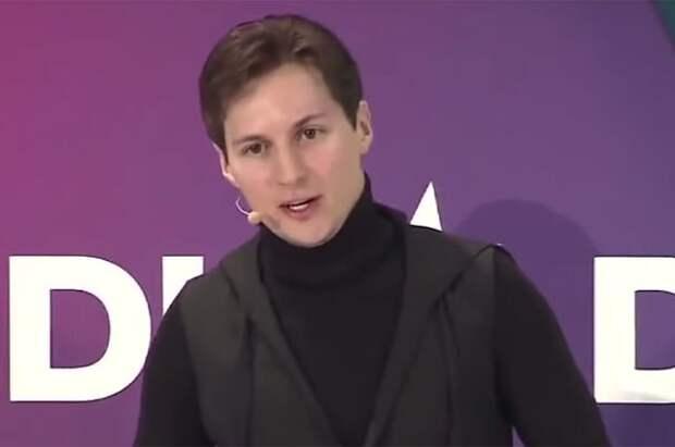Павел Дуров удалил свою страницу в Facebook