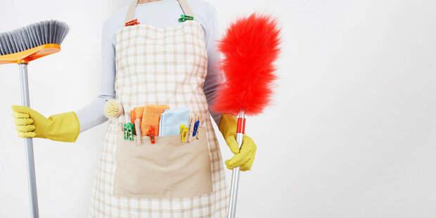 Что делать, чтобы дома всегда было чисто