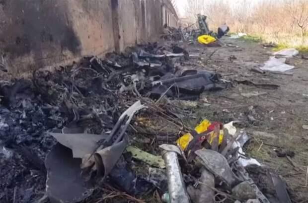 В Киеве ищут «российский след» в катастрофе украинского «Боинга» под Тегераном