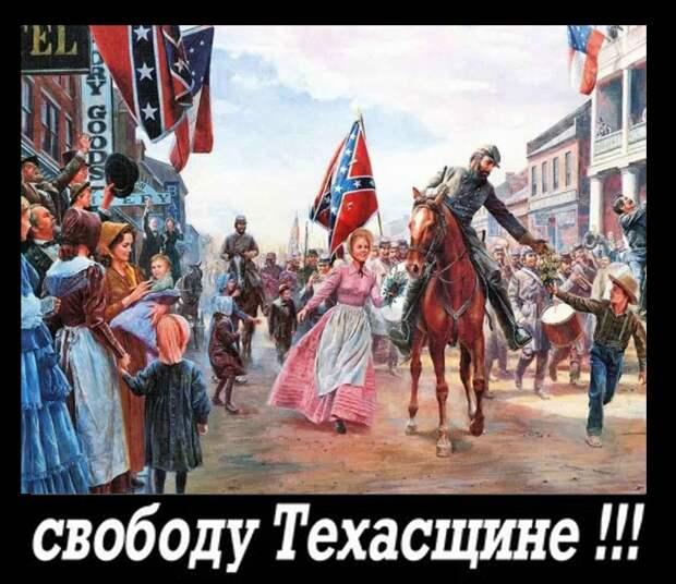 Законодатель штата Техас заявил о Texit