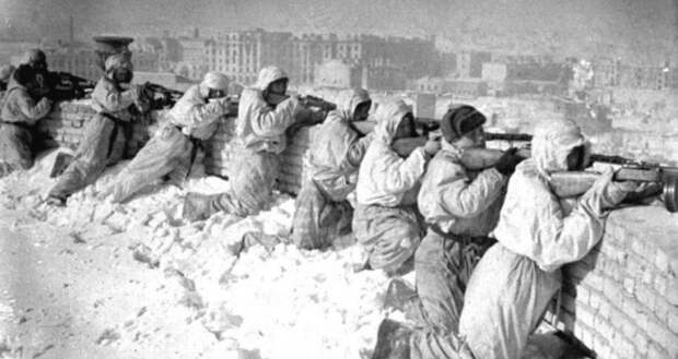Психические атаки в Сталинграде: какие методы использовала Красная Армия