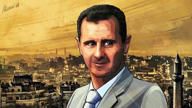 Глава Сирии Башар Асад официально подал заявку на участие в выборах президента