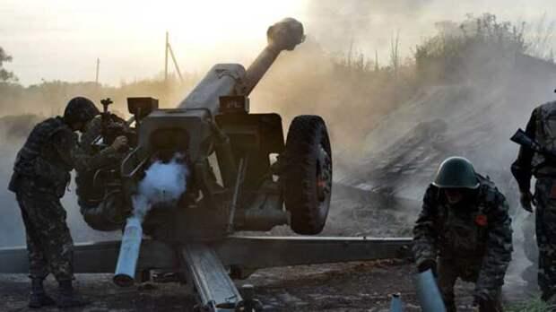 По Донецку за сутки ВСУ были нанесены более 40 артиллерийских ударов