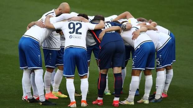 «Спартак» подал иск к «Тамбову» на 2,6 млн рублей: клуб пользовался базой красно-белых и не заплатил