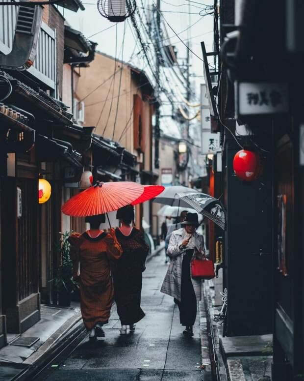 Токио: любовь навсегда!