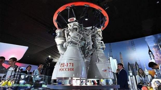 Самый мощный ракетный двигатель России РД-171МВ готов!