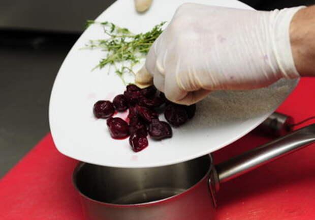 рецепт приготовления соус вишневый рецепт с фото