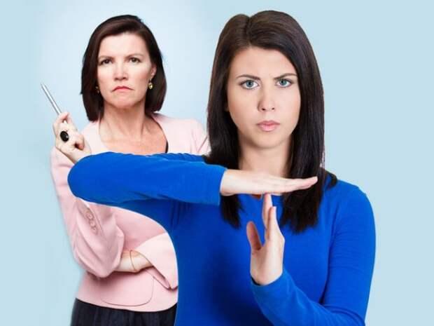 Реальная история - почему я больше не общаюсь с мамой