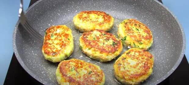 Котлеты из кабачков: удачный рецепт. Как приготовить овощные кабачковые котлеты
