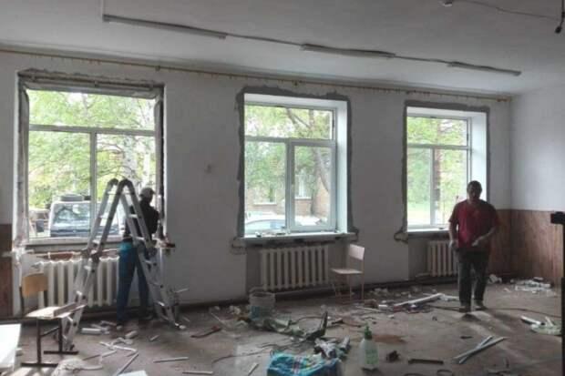 Заплатили больше, чем сделали: нарушения при ремонте школ выявили в Уссурийске