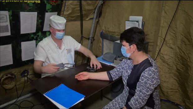 Более 1300 жителей Нагорного Карабаха получили квалифицированную медицинскую помощь и консультации от российских военных врачей
