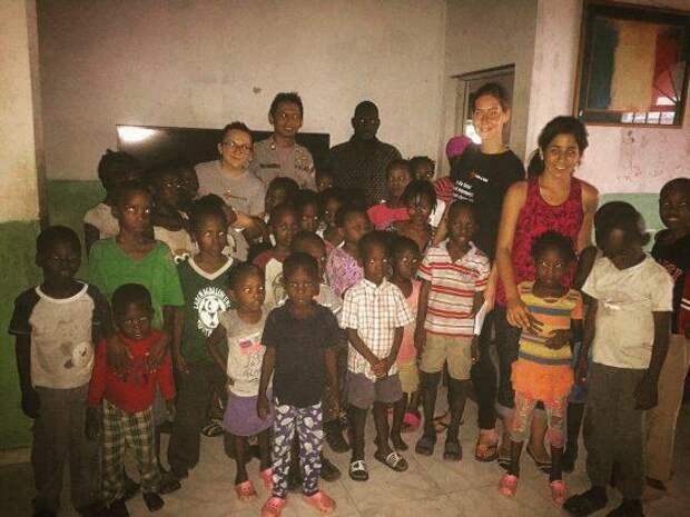 На Гаити похищены американские миссионеры с детьми