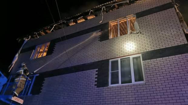 Под завалами дома в Нижегородской области спасли младенца