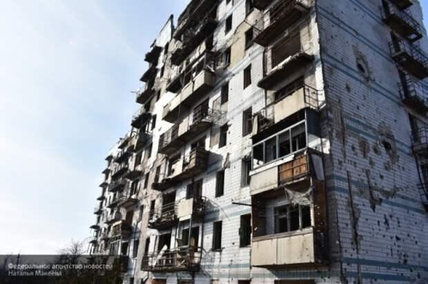 Власти решили отдать украинским радикалах квартиры убитых солдатами ВСУ жителей Донбасса