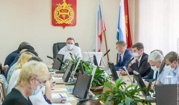 Зал заседаний вадминистрации Нижнего Тагила оснастит компания изЕкатеринбурга