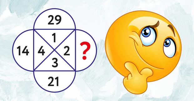 Какое число завершит математический пазл, знают лишь сильнейшие ученики