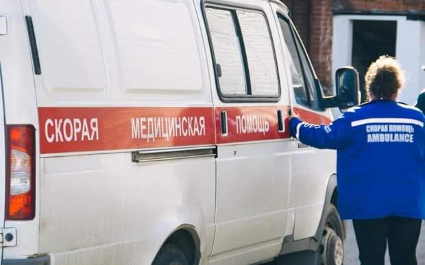 В Рязани эпилептический приступ у водителя стал причиной ДТП