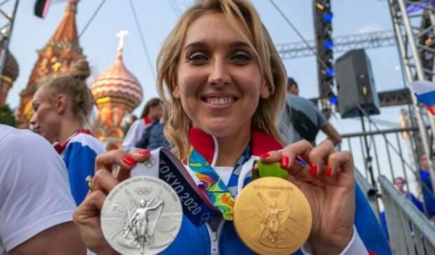 Воры вернули теннисистке Весниной украденные у нее олимпийские медали