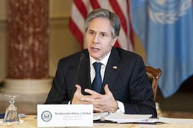 Блинкен назвал условия дальнейшего общения США с Россией