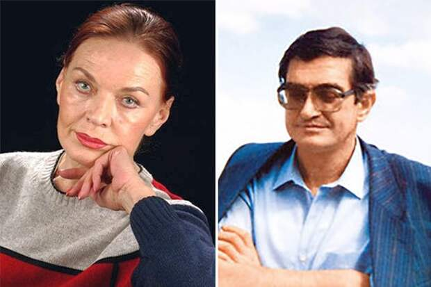 Людмила Чурсина и Игорь Андропов. / Фото: www.24smi.org