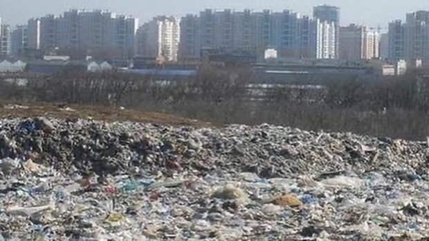 Еще три года придется жить рядом со свалкой жителям Левенцовки в Ростове
