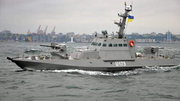 Британцы назвали ВМС Украины «посмешищем» после угроз Киева в адрес России